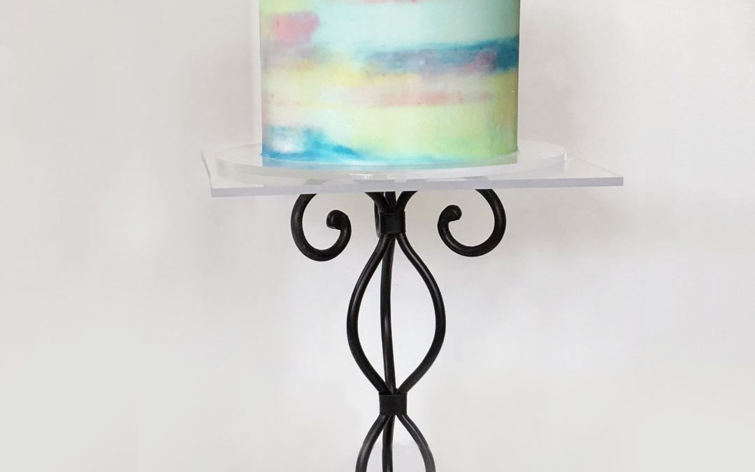 Watercolor Buttercream